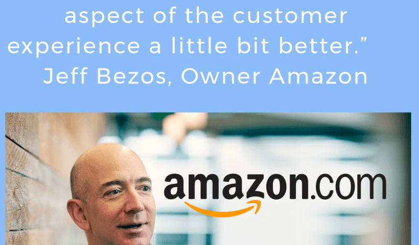 Amazonepedia - Citat Jeff Bezos - Amazon