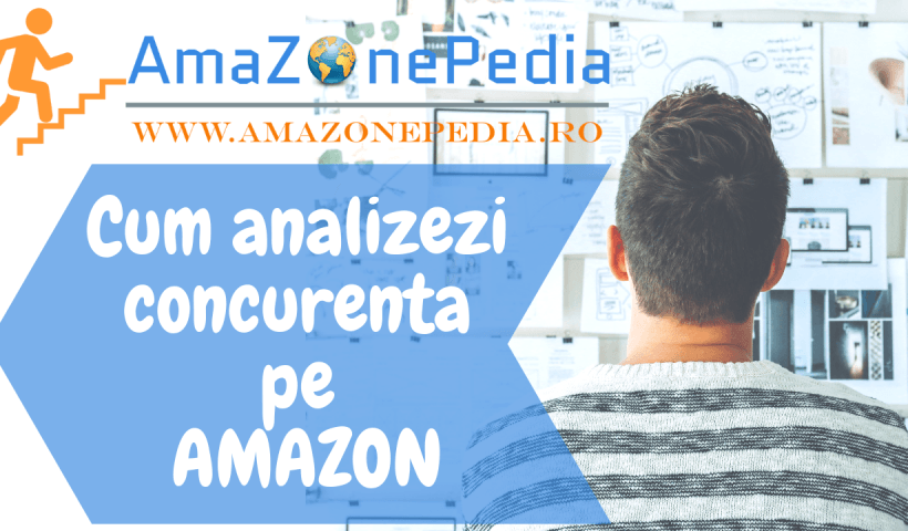 Amazonepedia - Cum sa analizezi concurenta folosind Jungle Scout